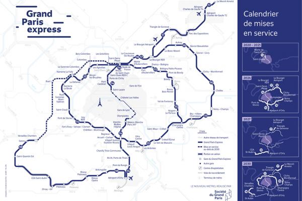 Autour des gares du Grand Paris Express : audace et innovations pour une métropole solidaire