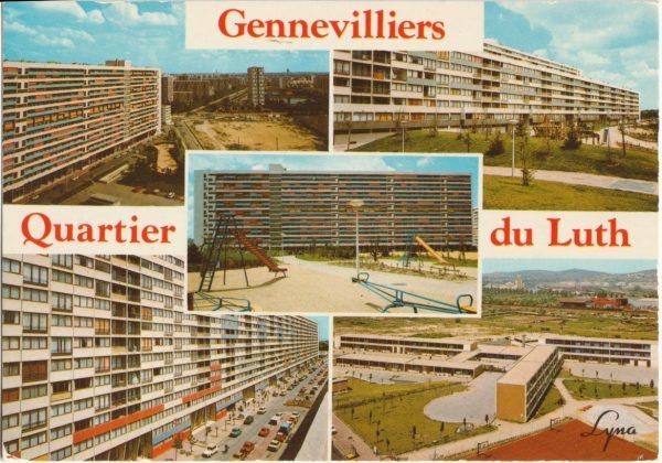 Un jour, une ZUP, une carte postale. Quel Agenda politique et médiatique pour les banlieues populaires ?