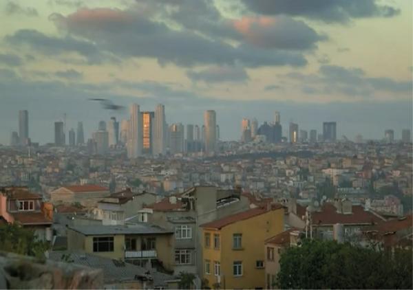 Infrastructures financières et transformation urbaine